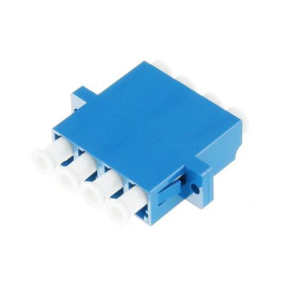 Adapter LC/UPC QUAD